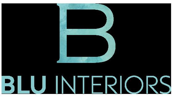 BLU INTERIORS Logo